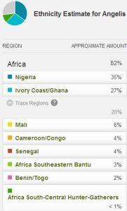 African Ancestrydna Results